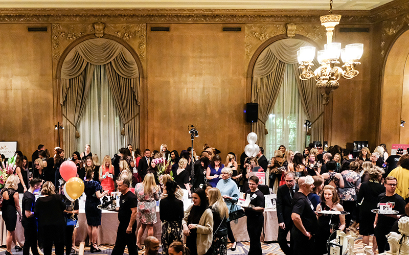 Wine Women & Shoes Raises $248,000 for Abused and Neglected Children!